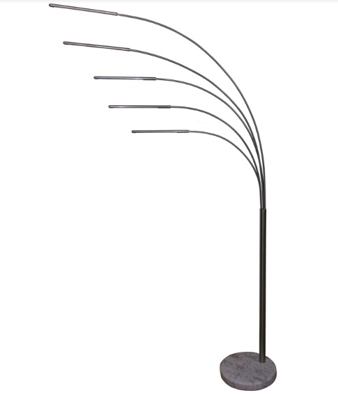 FLOOR LAMP-STA-FL-588-5STN