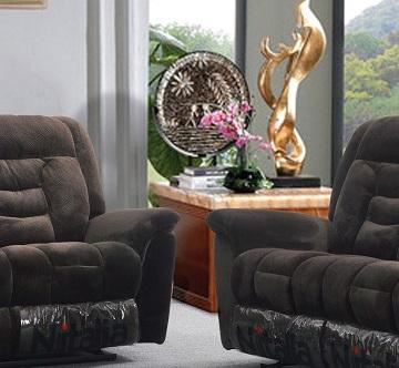 Champion Recliner Sofa Close View