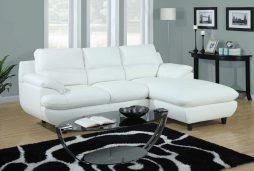 Sofa Leather Lounger