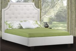 Upholstered Fabric Beds