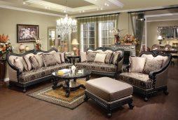 Classical Fabric Sofa Sets