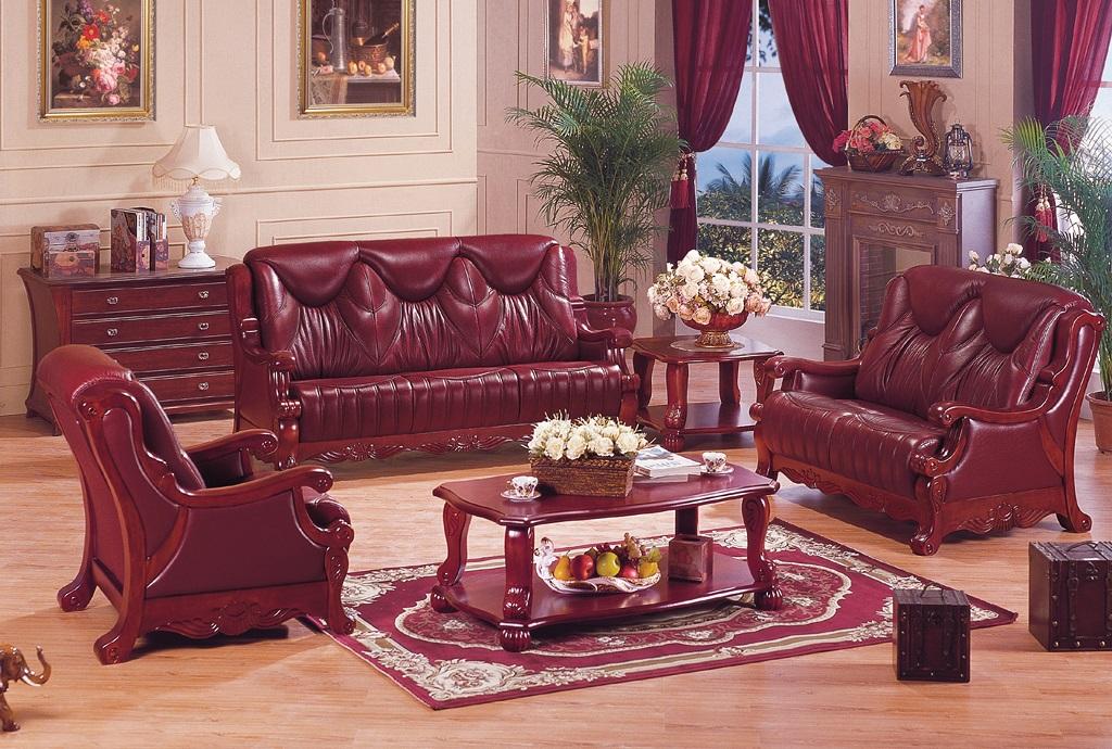Chestnut Sofa