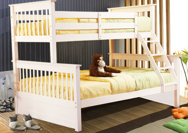 GRE4040W Bunk Bed