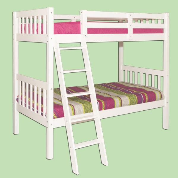 GRE7020W Bunk Bed Single Single