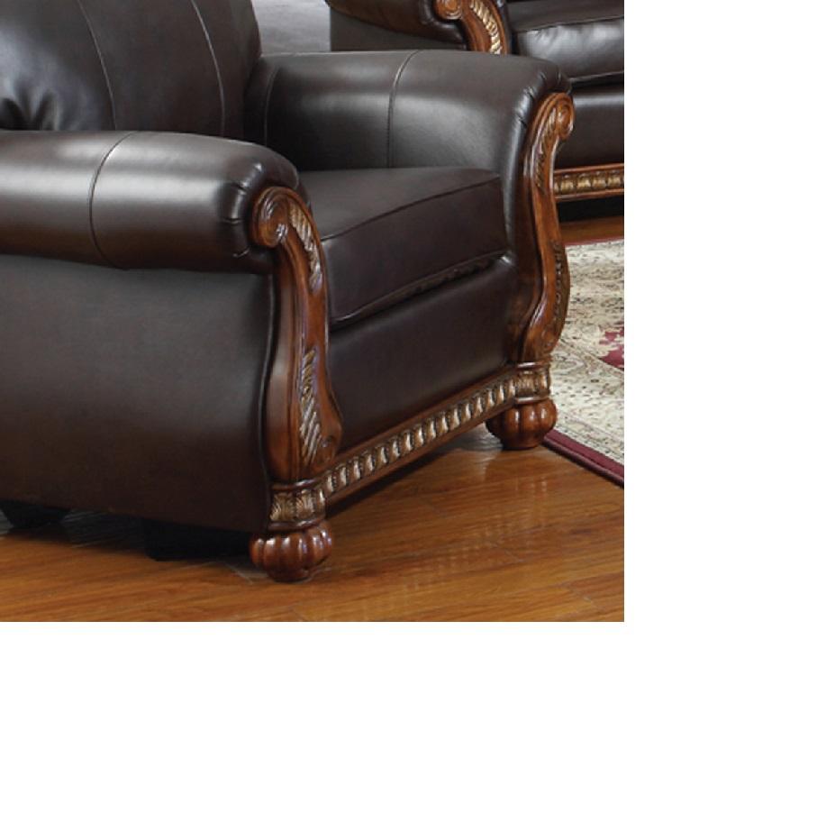 Regency Sofa Close View