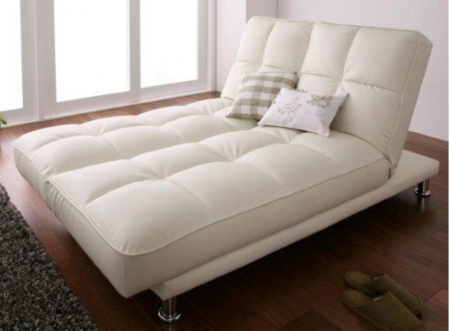 SAN Lucy White Sectional