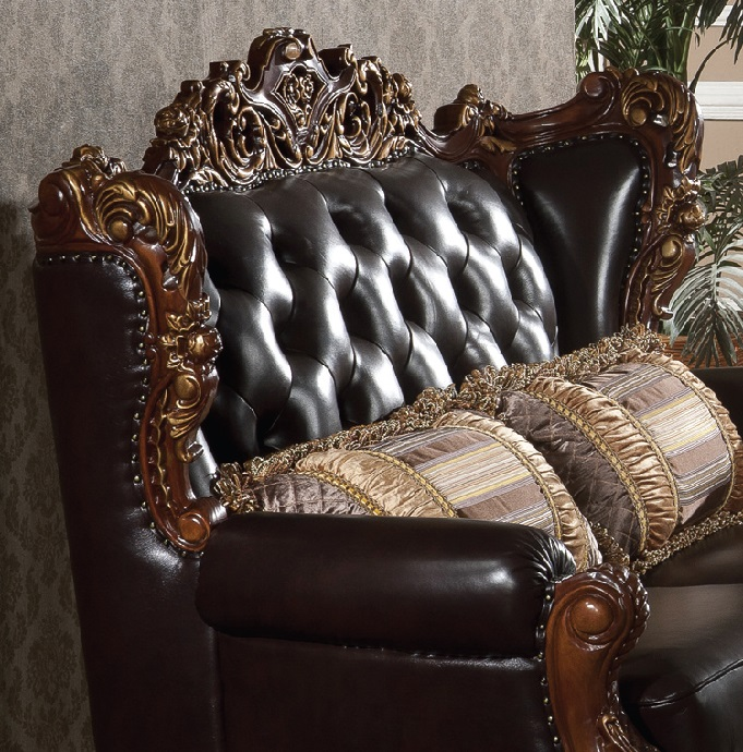 Troy Sofa Close View