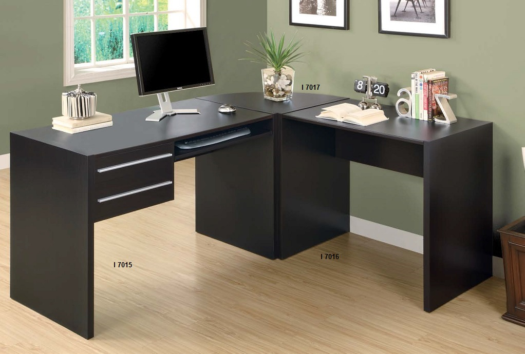 i 7015 corner desk furtado furniture. Black Bedroom Furniture Sets. Home Design Ideas
