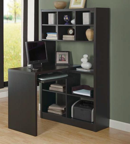 I7021 Office Desk Angle