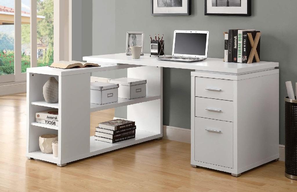 I7023 Corner Desk Left