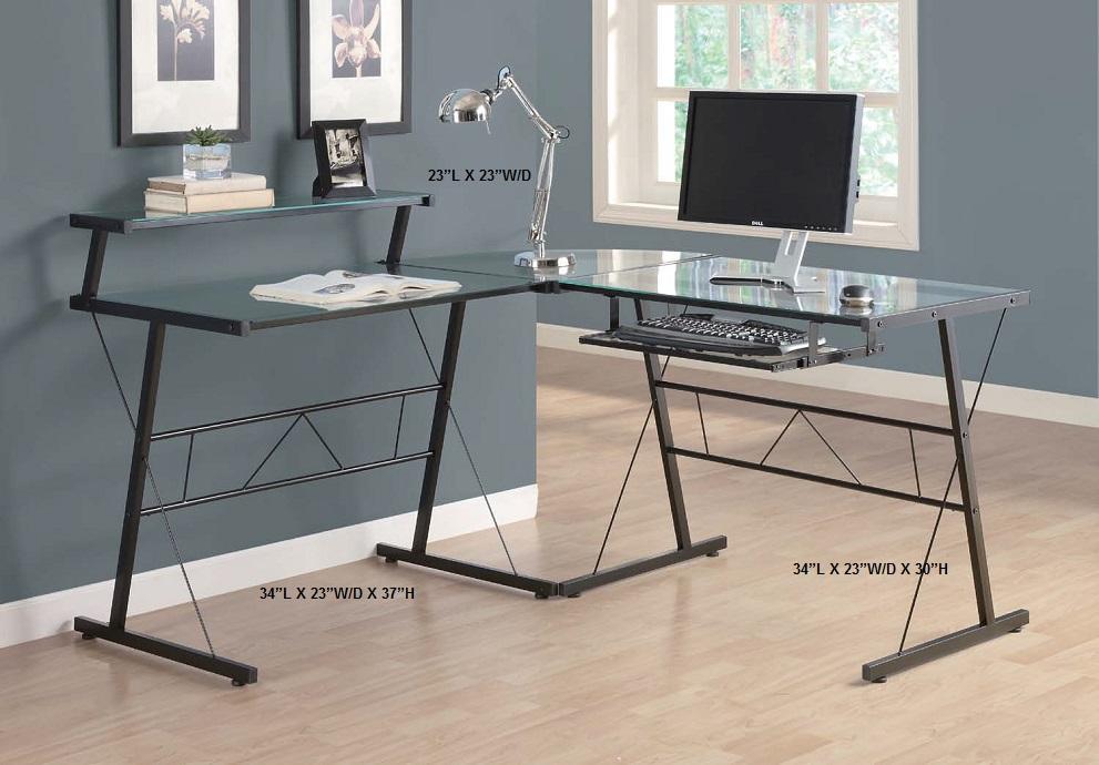 I7172 Corner Desk