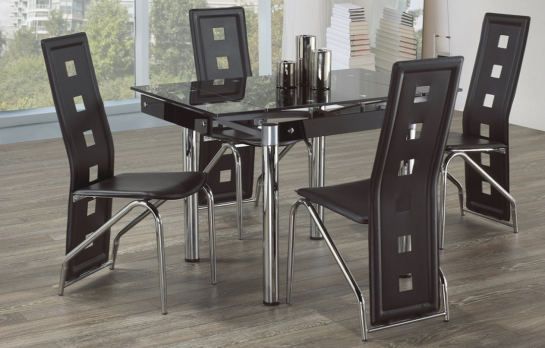 R3401_3402_5pc Dining Table