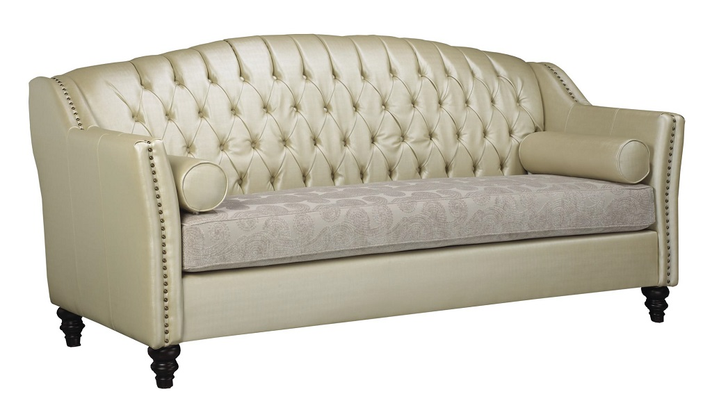 AC4350 Leather Sofa