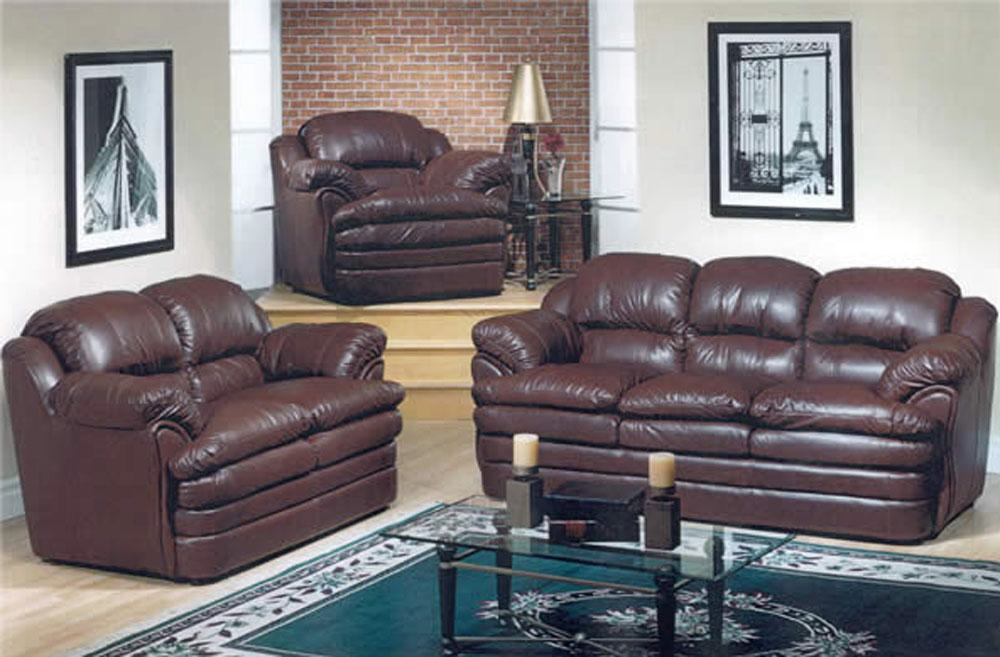 AC5700 Leather Sofa
