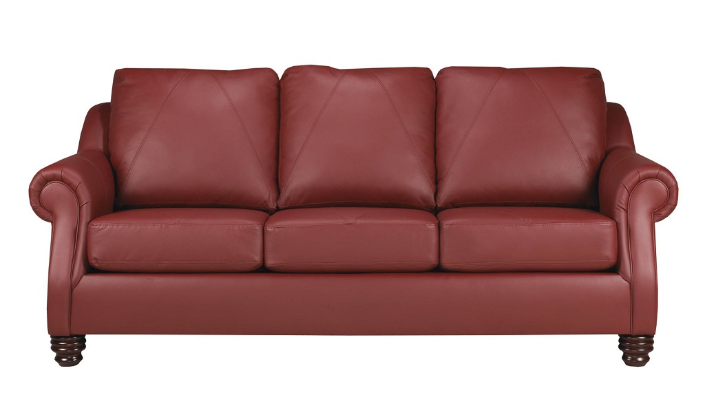 AC6000 Leather Sofa