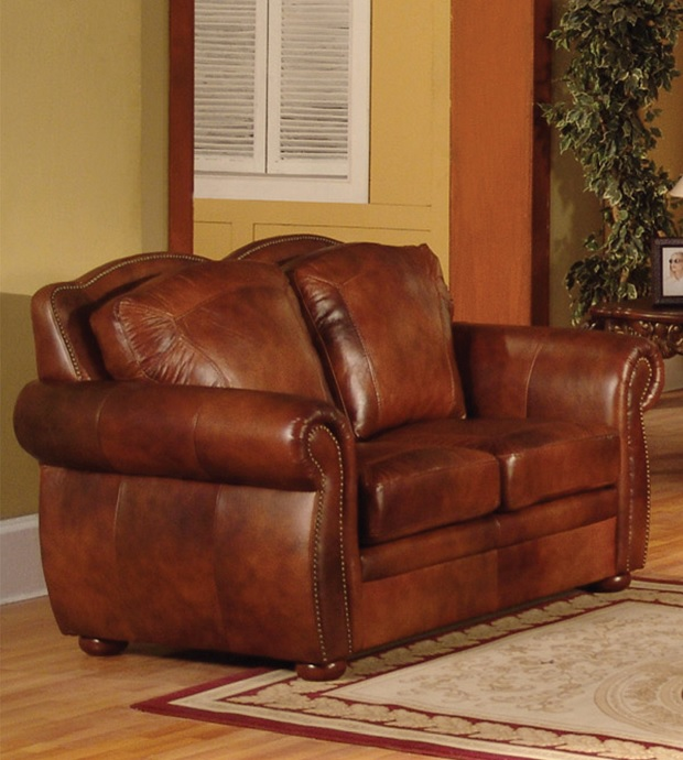 Sofia Leather Chair