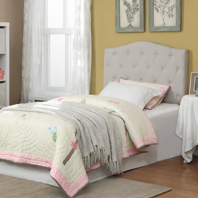 Grace White Headboard