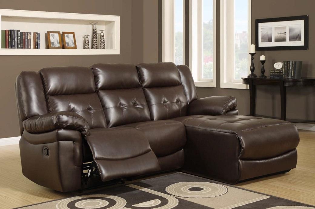 I8196 Brown Recliner Furtado Furniture