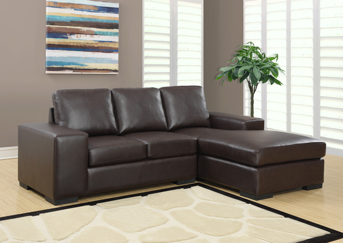 I8200 Brown Lounger