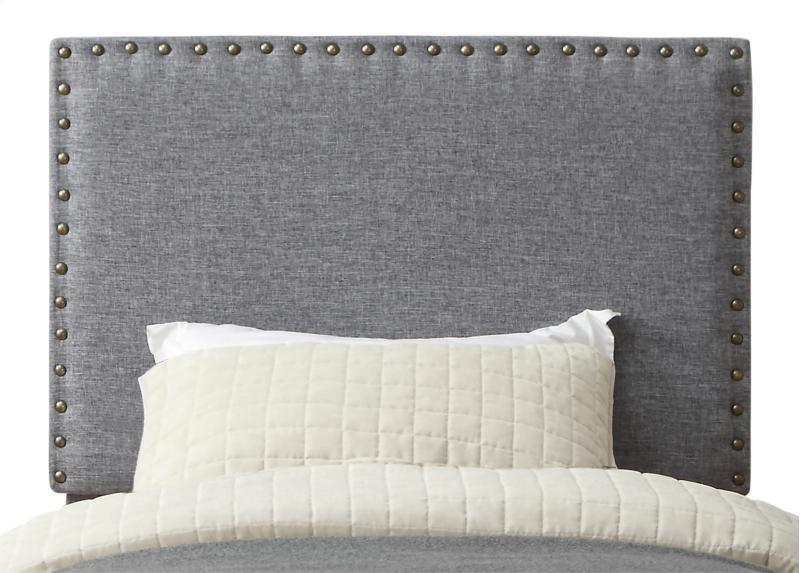 Leon Upholstered Fabric Headboard