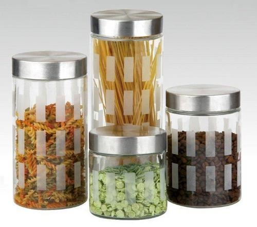 STA-6925 Food Canister 4pcs Set