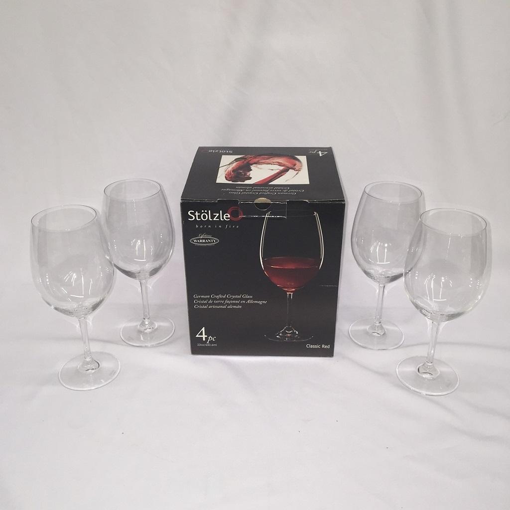 STA-94906 Wine Glass 4pcs Set