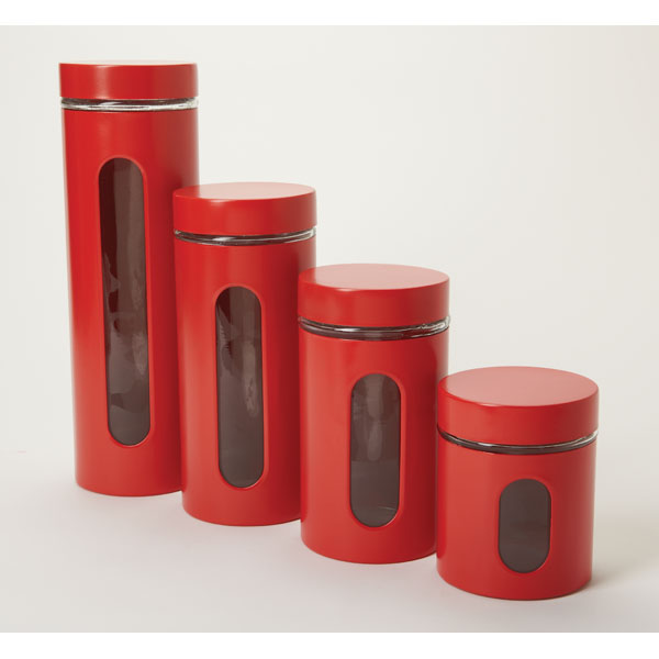 STA-97561 Food Canister 4pcs Set