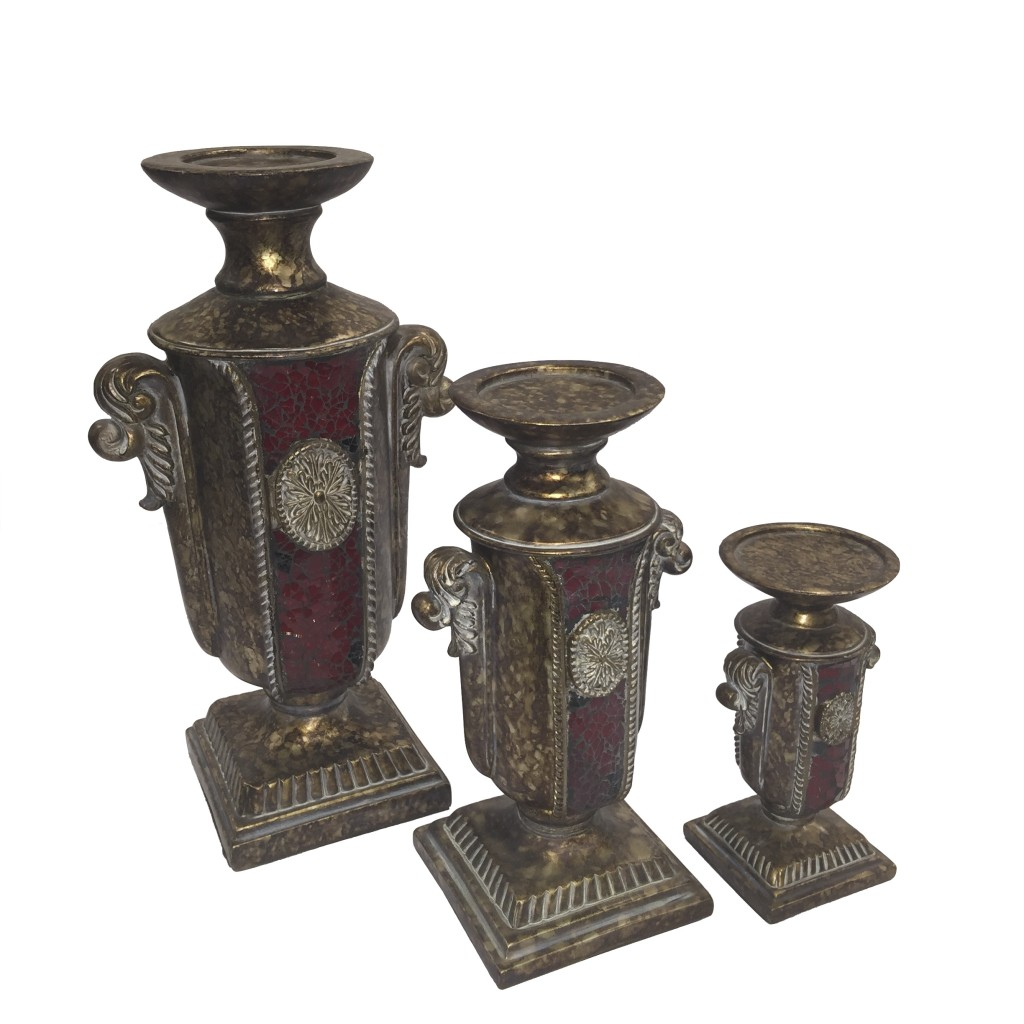 STA-C435 Candle Holder Set