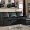 IF-9002 Leather Sofa Lounger