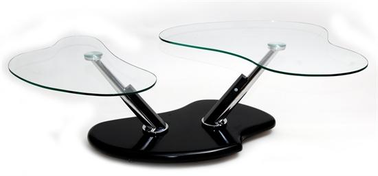 MDS53_308 Silvion Coffee Table