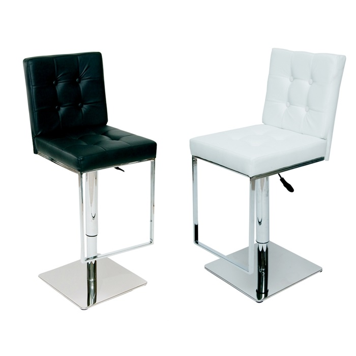 MDS-51-012 Manhattan Leather Bar Stool