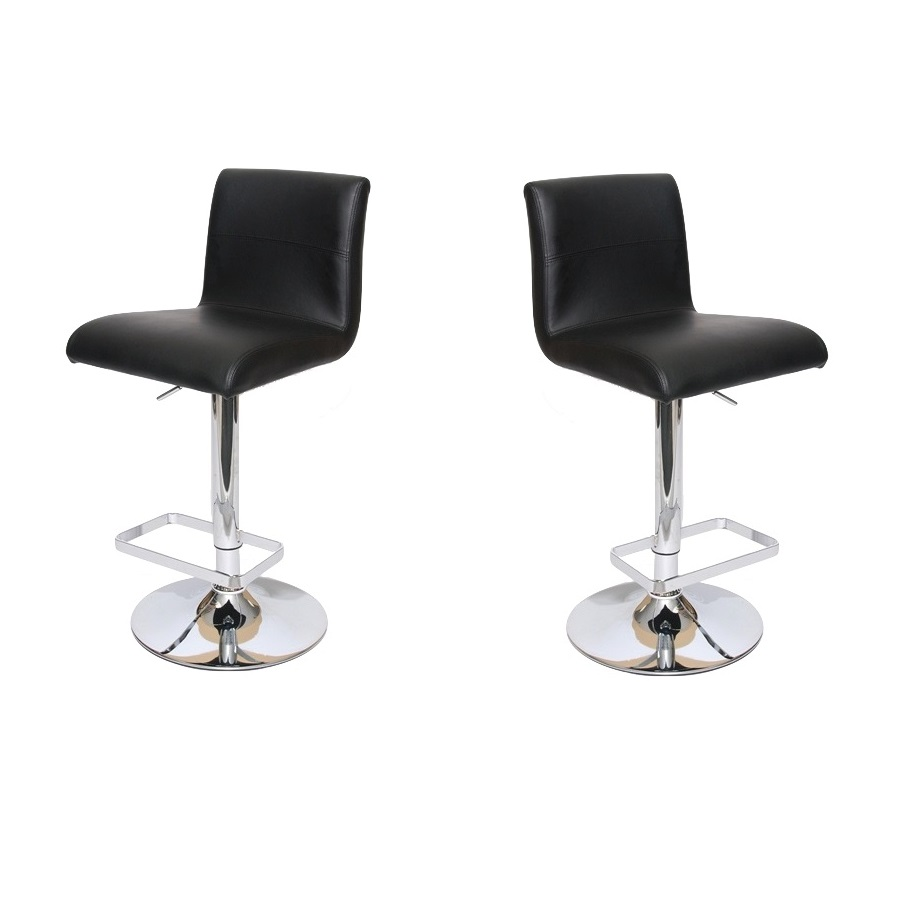 MDS-51-026 Funwa Leather Bar Stool