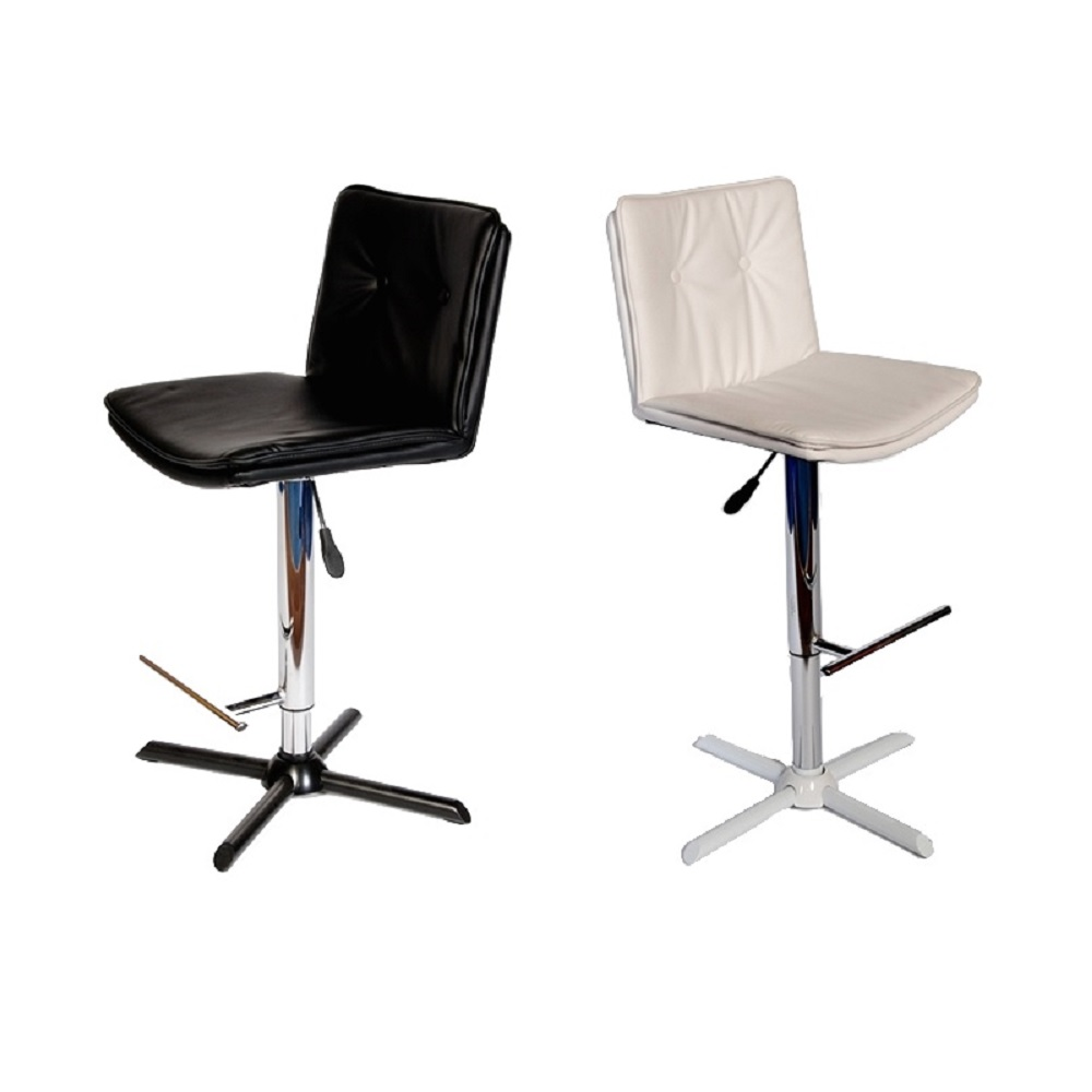 MDS-51-033 Montreal Leather Bar Stool