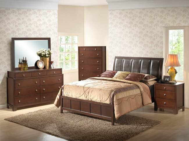 RIG-5950B Bedroom Set
