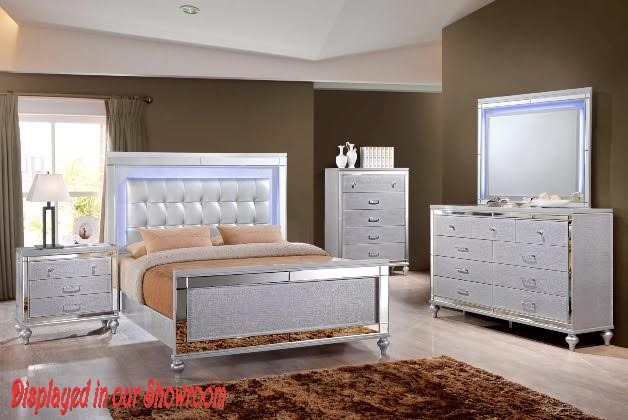 BEDROOM SET-GAL-VALENTINO-Floor