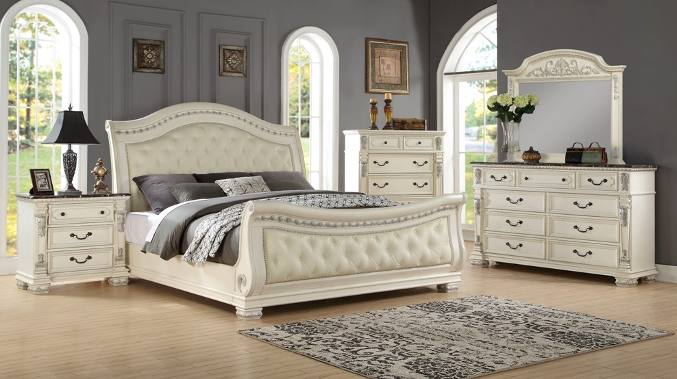 GL2910 Turkey Bedroom Set
