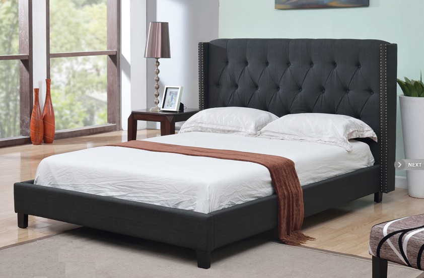 INT-IF5800 Upholstered Bed