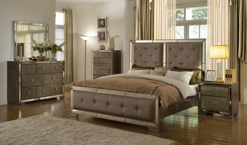 MEG-641 Bedroom Set