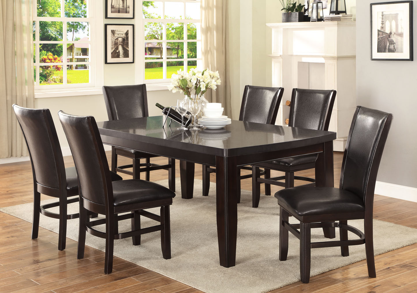 GL-4811 Carom Dining Table