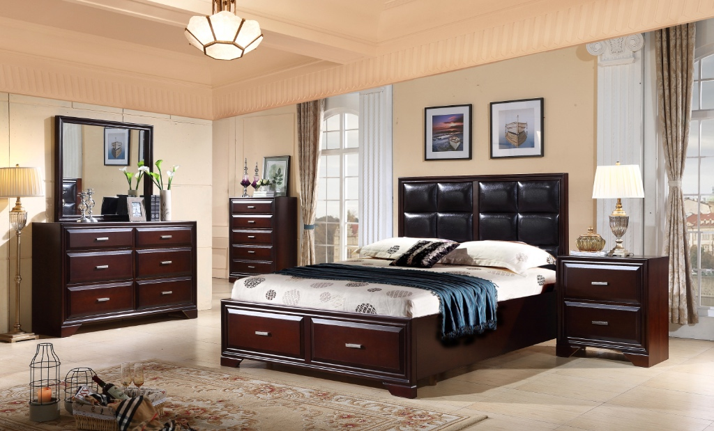 GL-2925 Apollo Bedroom Set
