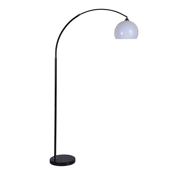 STA-FL-6937BLK Floor Lamp
