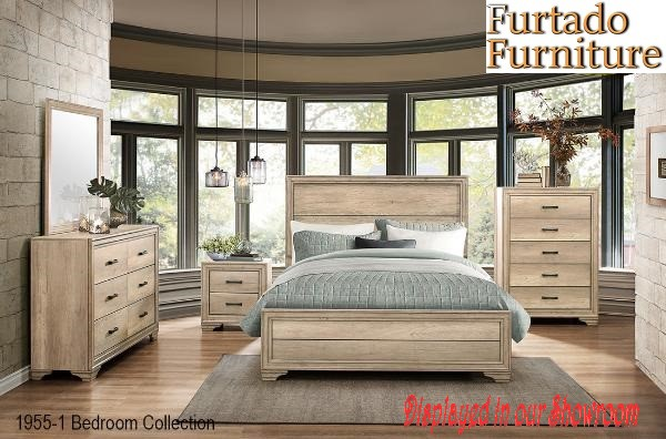 BEDROOM SET-MAZIN-1955-floor