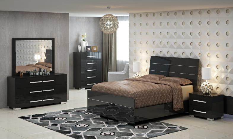 BEDROOM SET-MEG-301-B
