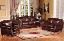 Classical Leather Sofa Sets