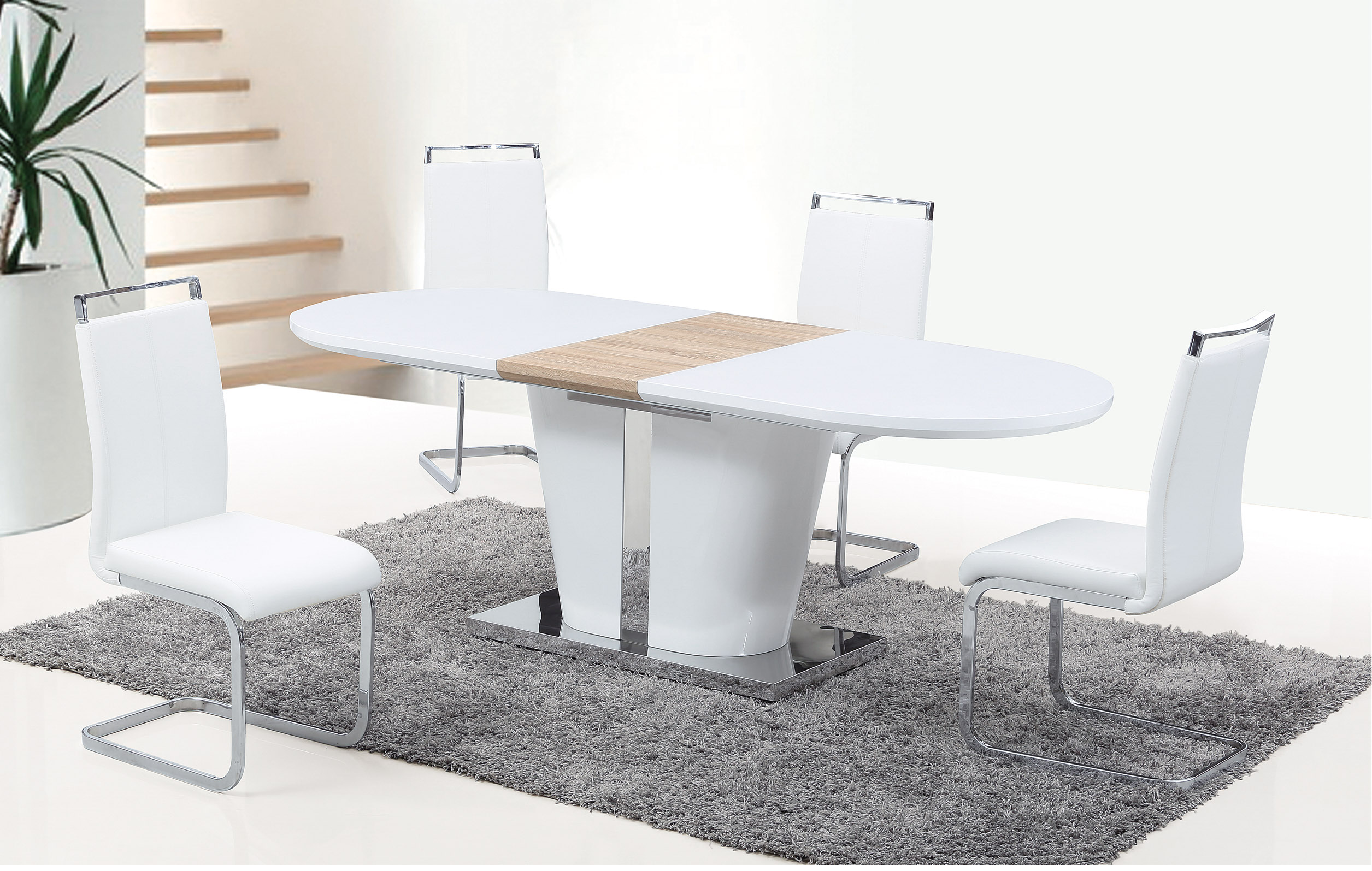 DININGTABLE-GL 4917 RIGA