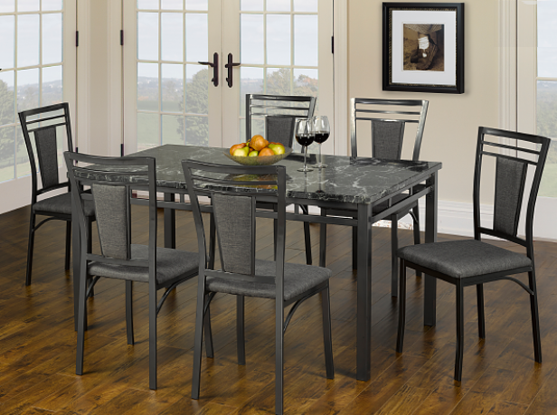 DINING TABLE-INT-T-1240-C-1241