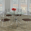 DINING TABLE-INT-T-1430-C-1432