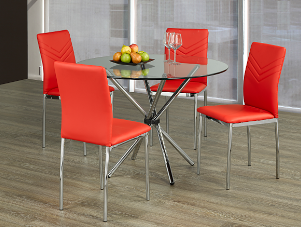 DINING TABLE-INT-T-1430-C-1472