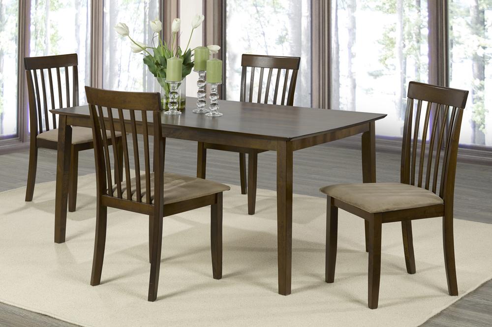DINING TABLE-T-3004-5PCS