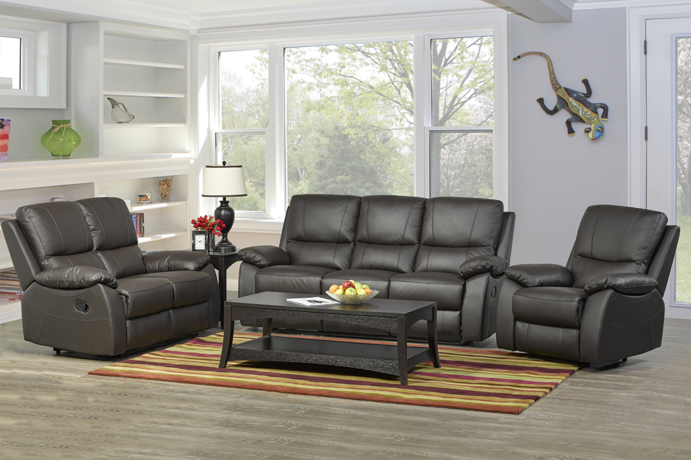 RECLINER SOFA SET-T-1415